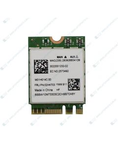 Lenovo ideacentre A540-24API F0EM000YAU FRU Cybertan RTL8822CE-VS 1*1ac+BT5.0 PCIE M.2 Module. 02HK703