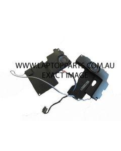 """ASUS VivoBook 11.6 """" X202E Left and Right Speaker Set 04072-00530600 NEW"""