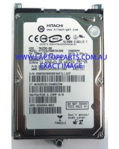 Hitachi Replacement Laptop  80GB HTS542580K9A300 PN 0A56151 MLC DA2365 SATA 3.0 HDD NEW