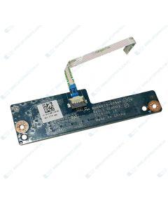 Dell Alienware 17 R4 Replacement Laptop Power Button Circuit Board LS-D754P 0V1JP8