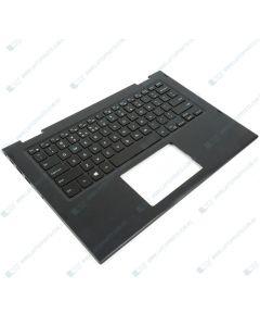 Dell Latitude 3390 Replacement Laptop Upper Case / Palmrest with Backlit US Keyboard 0XVH3H