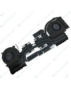 Asus ROG Strix GL504 GL504G GL504GS GL504GM Replacement Laptop Cooling Fan with Heatsink 13NR00L1AM0201