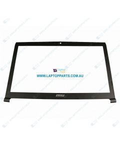 MSI GE72VR 6RF 7RF (Apache Pro) MS179B MS-179B  Replacement Laptop LCD Front Bezel 307-791B236-TA2