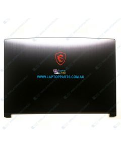 MSI  GF63 8RD GF63 8RC MS-16R1 Replacement Laptop LCD Back Cover 3076R1A211HG
