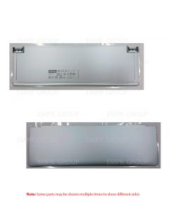Lenovo MIIX 510-12ISK USED 80U1004FAU Stand Cover Silver  5CB0M13871