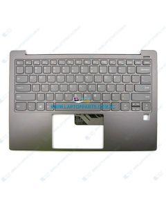 Lenovo Yoga S730-13IWL  81J0005CAU Replacement Laptop Upper Case / Palmrest with US Keyboard 5CB0S95083
