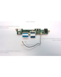 ASUS Eee Pad Transformer TF101 Audio + HDMI + DC In Power Jack Board 60-0K06AU1000 USED