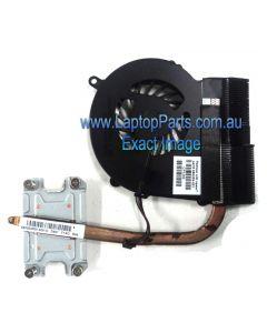 HP 650 C5Q29PA Replacement Laptop Fan and Heatsink 686259-001 NEW