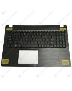 Acer Aspire A515-52G Replacement Laptop Black Upper Case / Palmrest with US Backlit Keyboard 6B.H3EN2.001