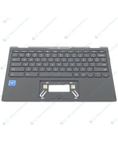 Acer R752TN Replacement Laptop Palmrest with Keyboard Assembly 6B.H93N7.021