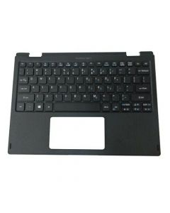 Acer TravelMate Spin B118-G2-R B118-G2-RN TMB118-G2-RN-P7SN Replacement Laptop Uppercase Palmrest with Keyboard 6B.VHPN7.028