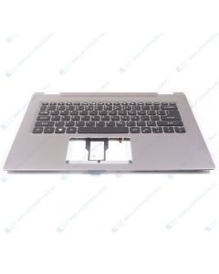 Acer SPIN SP314-53N Replacement Laptop Upper Case / Palmrest with Keyboard 6B.HFCN5.001
