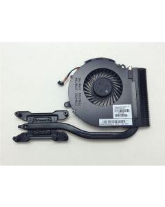 HP Pavilion 15-D006AU CPU Cooling Fan & Heatsin 747266-001 USED