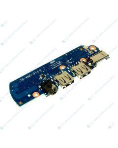 15-R016TU G8D96PA AUDIO USB RJ45 BOARD 760038-001