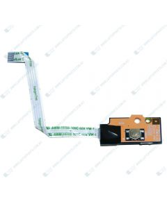 HP 14-AF103AU P3D01PA POWER BUTTON BOARD W/CABLE 813516-001