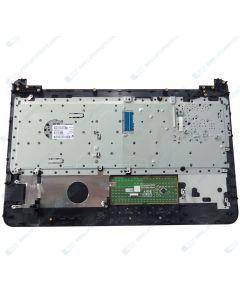 HP 15-AF128AU P7F37PA TOP COVER W/ Keyboard NBL US 813978-001