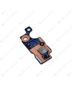 HP 15-BA038AU Z1E00PA PCBA POWER BUTTON BOARD 855012-001