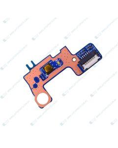HP Pavilion 15-AW002AU X3C30PA POWER BUTTON BOARD 856369-001