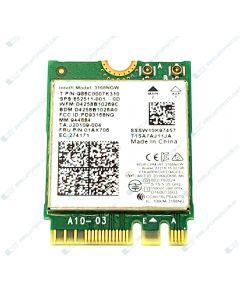 HP 14-BS072TU 1ZG43PA WLAN 11AC+BT 1x1 3168.NGWG M.2 MOW 863934-855