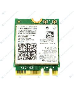 HP 14-BP045TX  2GV34PA  WLAN 11AC+BT 1x1 3168.NGWG M.2 MOW 863934-855
