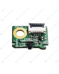 HP Spectre 13-AC040TU 1HP15PA  POWER BUTTON BOARD 907337-001