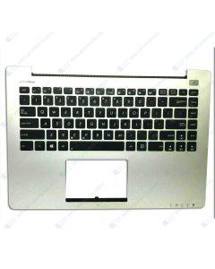 ASUS V400CA V400CA-CA211H S400CA S400CA-1A Replacement Laptop Upper Case / Palmrest 90NB0051-R31US0