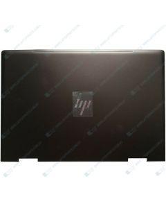 HP ENVY x360 15-BP 15-BP108TX 15M-BP111DX 15M-BQ Replacement Laptop LCD Back Cover (BLACK) 924344-001