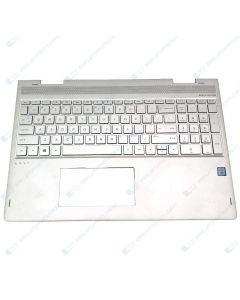 HP ENVY 15-BP016TX 2LR72PA TOP COVER NSV DSC W/ Keyboard US 924353-001