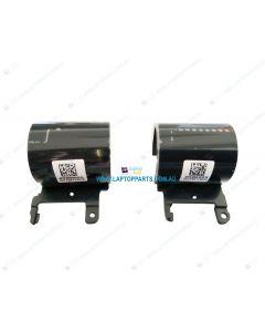 HP 15-BS043TU 1ZV26PA HINGE CAP, DF BLACK LEFT 924984-001