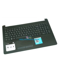HP 15-BS109TX 2UY72PA TOP COVER, AHS W/TP W/ Keyboard AHS US 925010-001