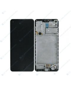 Samsung Galaxy A21S 2020 SM-A217 Replacement LCD Touch Screen Glass Digitizer with Frame
