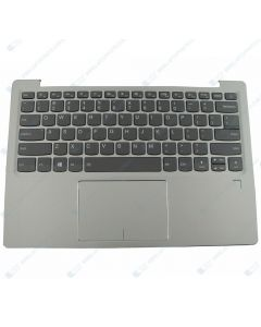 Lenovo IdeaPad 720S-13IKB 13ARR Replacement Laptop Silver Upper Case / Palmrest with Backlit US Keyboard AM168000120