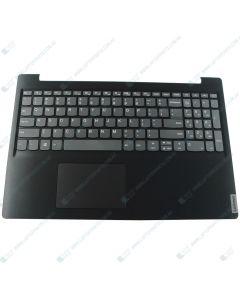 Lenovo ideapad S145-15IGM S145-15IWL Replacement Laptop Upper Case / Palmrest with US Keyboard (Black Bezel) 5CB0S16760 AP1A4000600 5CB0S16904