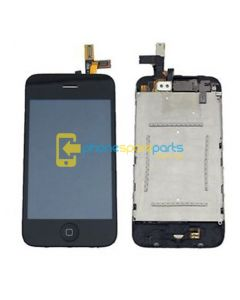 Apple iPhone 3 Replacement LCD Digitiser Black