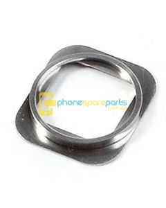 Apple iPhone 6 Plus Home Button Ring Silver - AU Stock