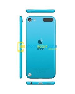 Apple iPod Touch 5th Gen Battery Cover Blue - AU Stock