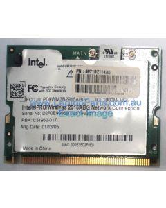 Intel Pro Wireless Card 2915ABG C51962-017 C70006-004 USED