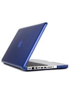 Apple Macbook Pro 15 Aluminum Unibody Laptop Hard Shell Case Speck SeeThru COBALT SPK-A0471 NEW
