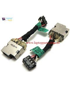 HP Beats 15-P007AU J8B44PA DC-IN POWER 762507-001