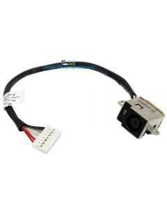 HP PAVILION DV6-6C20TX A9M78PA DC-IN POWER CONNECTOR 665306-001