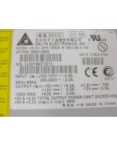 Delta Electronics HP 120W PSU Power Supply Unit DPS-120EB B REV:02 0950-3982 NEW