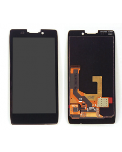 Motorola Droid Razr Maxx HD XT925 XT926 Replacement LCD Touch Screen Digitizer Assembly with Frame