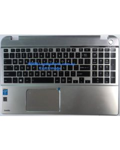 Toshiba Satellite P50t-A PSPMHA-0DP04S Replacement Laptop Top Case with Touchpad, Keyboard and Power Button Board H000056300 AS NEW