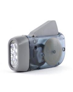 Dynamo Powered LED Flashlight