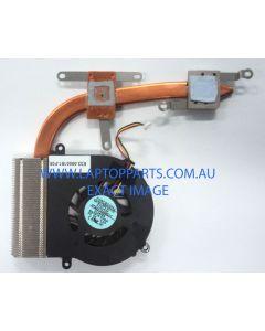 NEC Versa M370 FM370 Replacement Laptop CPU Heatsink Cooling Fan E31-0900210-F05 USED