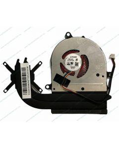 MSI PS42 8RB-023AU GPU fan and Heatsink Module E32-0405992-A87