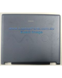 Sony Vaio PCG-9H3P PCG-FR700 Replacement Laptop LCD Back Cover EANE500701 USED