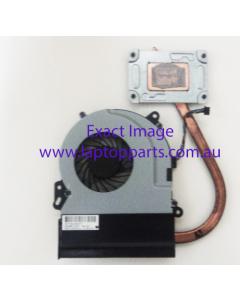HP Envy 15-J023CL Laptop Replacement Cooling Fan & Heatsink KSB06105HB-CJ1M 6033B0032801 720235-001 720539-001 - NEW