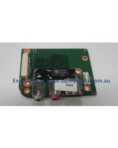 Acer Travelmate 8471 Replacement Laptop Audio and USB Board 6050A2292301 E25540094V-0 USED
