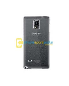 Galaxy Note 4 N910G Battery Back Cover Black